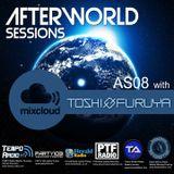 Afterworld Session 08 with Toshi Furuya