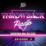 Throwback Radio #9 - DJ CO1