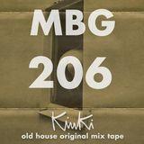 DJMBG206 DJ MBG - 1994 10 15 4h Kinki by MBG