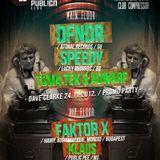 Dfndr Live @ Compressor Novi Sad 10.11.12.