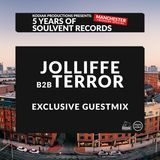 Terror b2b Joliffe - 5 years of Soulvent x Kodiak productions guest mix
