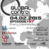 Dan Price - Global Control Episode 197 (04.02.15)