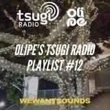 Olipe's Tsugi Radio Playlist #12