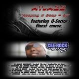 """ATJAZZ - """"Keeping It Deep - 08"""" {featuring: CEE-ROCK """"THE FURY""""}"""