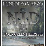 60a Puntata (Concerto NID al Four Green Fields)