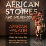 African Stories and Influences mixed by Jon Wesley