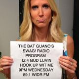 The Bat Guano's SwaG! Radio Program of May 14, 2014