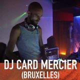 MECX #6 Vendredi 9 Novembre 2018 Dj Card Mercier