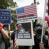 Hong Kong Protests and the Shifting Global Power Dynamics