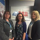 Current Affairs with Catherine Ayers with Lorna and Julia discussing Dementia Awareness Week 2016