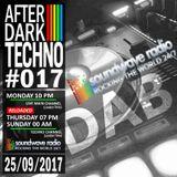 After Dark Techno 25/09/2017 on soundwaveradio.net