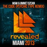 W&W vs. Ummet Ozcan - The Code (Psychic Type Remix) [Kronos Extended Version]