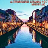 AlternRecords Sessions #017 Mixed by AvD