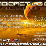 RADIOACTIVO DJ 14-2017 BY CARLOS VILLANUEVA