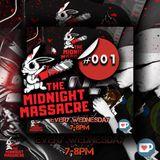 DJ L - The Midnight Massacre Jungle show #001