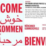 """Refugee voices show_A Panel: """"Refugee Protest"""""""