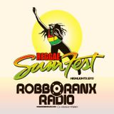 DANCEHALL 360 SHOW - (23/07/15) ROBBO RANX