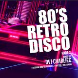 80's RETRO DISCO HIGH ENERGY 2