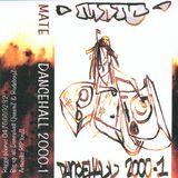 DJ Mate Dancehall 2000 Vol 1 Spring side