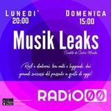 Musik Leaks - 4 Febbraio 2019