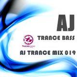 AJ Trance Mix 019