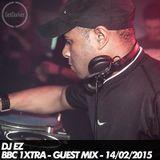 DJ EZ - BBC 1xtra Guest Mix - 14/02/2015