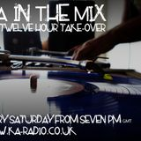 DJ Bryan McPhie On KA In The Mix