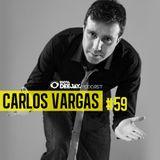 100% DJ - PODCAST - #59 - CARLOS VARGAS