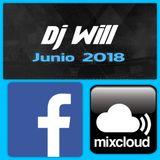 Dj Will - Set Remember Facebook Live Junio 2018