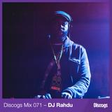 Discogs Mix 071 - DJ Rahdu