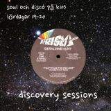 discovery sessions #2 - 7/11-2015