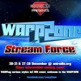 DJ LastKnight Live Mix for WARP2ONE Stream Force 2