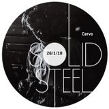 Solid Steel Radio Show 26/1/2018 Hour 2 - Cervo