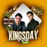 Dusty Gloves & Robert Houten live at Kingsday at the Park 2014: Deciliters Stage [2014]