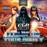 DJ OKI - FEELIN ON YOUR BOOTY VOLUME 54 - AUGUST 2015 - R&B - DANCEHALL - HIPHOP - TRAP - KIZOMBA