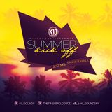 KLJ SOUNDS PRESENTS SUMMER KICK OFF (2016 DANCEHALL MIX)