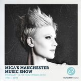 Mica's Manchester Music Show 14th November 2016