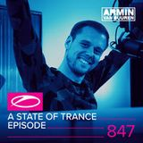 Armin Van Buuren – A State of Trance 847 – 04-JAN-2018