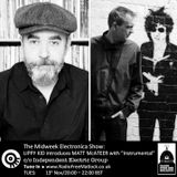 The IEG presents The Midweek Electronica Show, 13 November 2018: with Lippy Kid & Matt McAteer