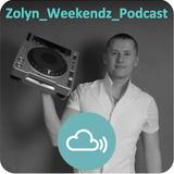 Deeper Weekendz No. 8 mixed by Zolyn