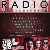 DJ Mza Live on Dank Radio KPFK Los Angeles