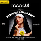 ROGER24 DJ Set - Special New Beat & Hard Beat From Belgium - 80's