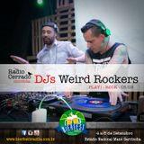 Rádio Cerrado convida Weird Rockers para o BierFest Brasília 2015 - Mixtape