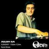 Russ Ryan - Melody AM 3 - ITCH FM (08-JUN-2014)