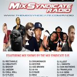 DJ CREATIVITY ROCK MIX ON MIX SYNDICATE RADIO