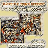 "MSLX RADIO - THAT'S THE JOINT PODCAST 002 feat. vinyl set from ""WOODHEAD & AUDIT"""