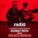 Deliciously Twisted with Steve Zest & Twisted Fish EP5