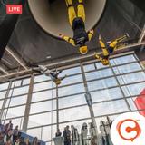Come provare l'emozione del paracadutismo al chiusto? Lo scoprimao con Andrea Pacini di Areo Gravity