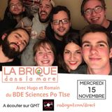 LBDLM #31 - 15 novembre 2017 - BDE Sciences Po Toulouse