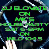 Mk's House Party 2-3-18 Saturdays 6-8pm